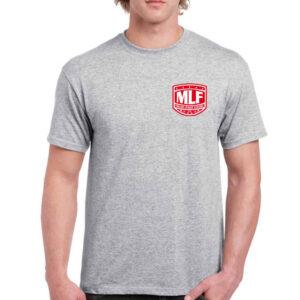 MLF TShirt We Are Bass Fishing Grigio