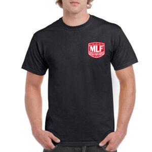 MLF TShirt We Are Bass Fishing Nero
